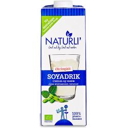 Naturli Soyadrik Calcium & Vanille
