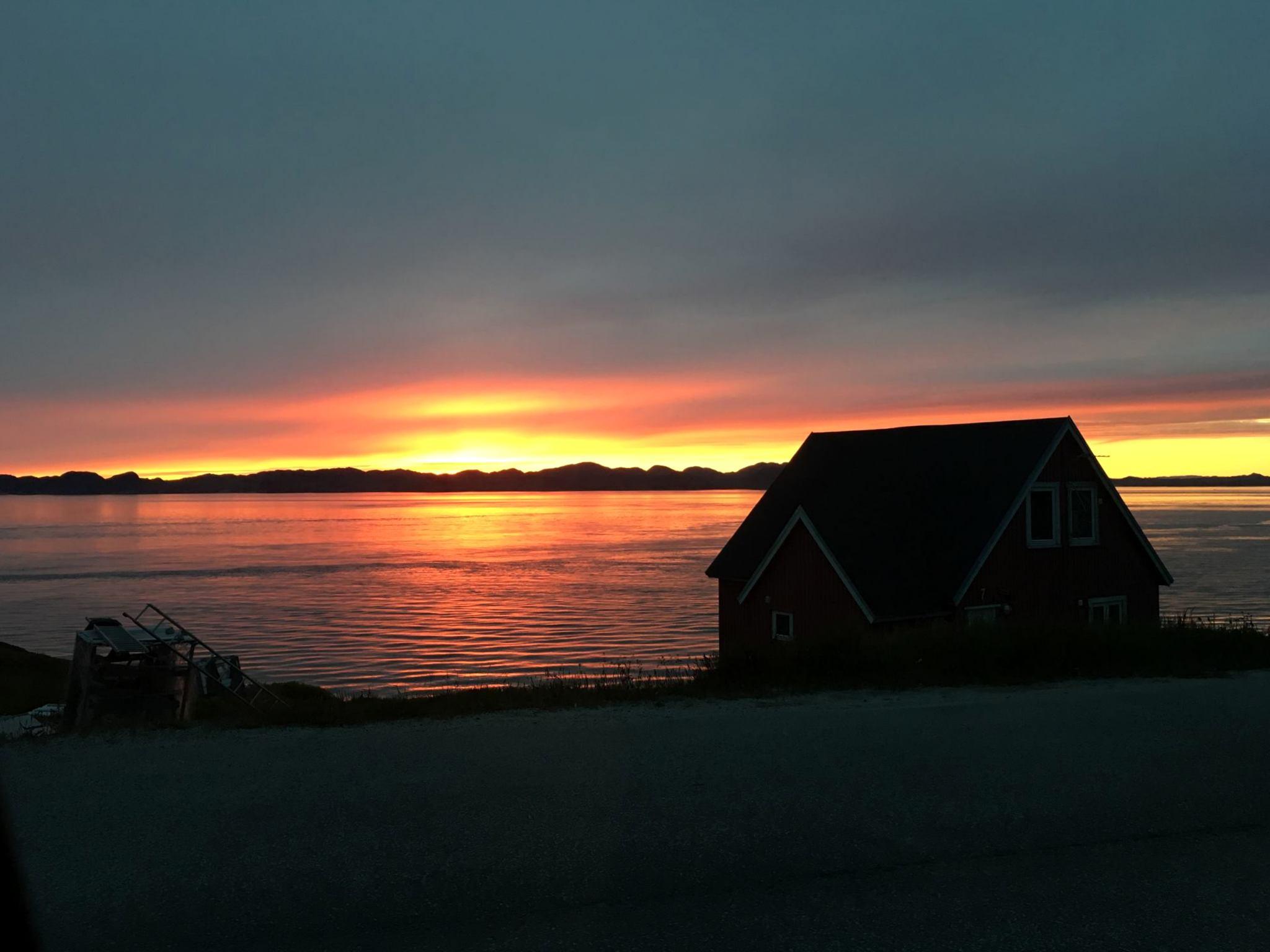 Veganer.nu-Grønland