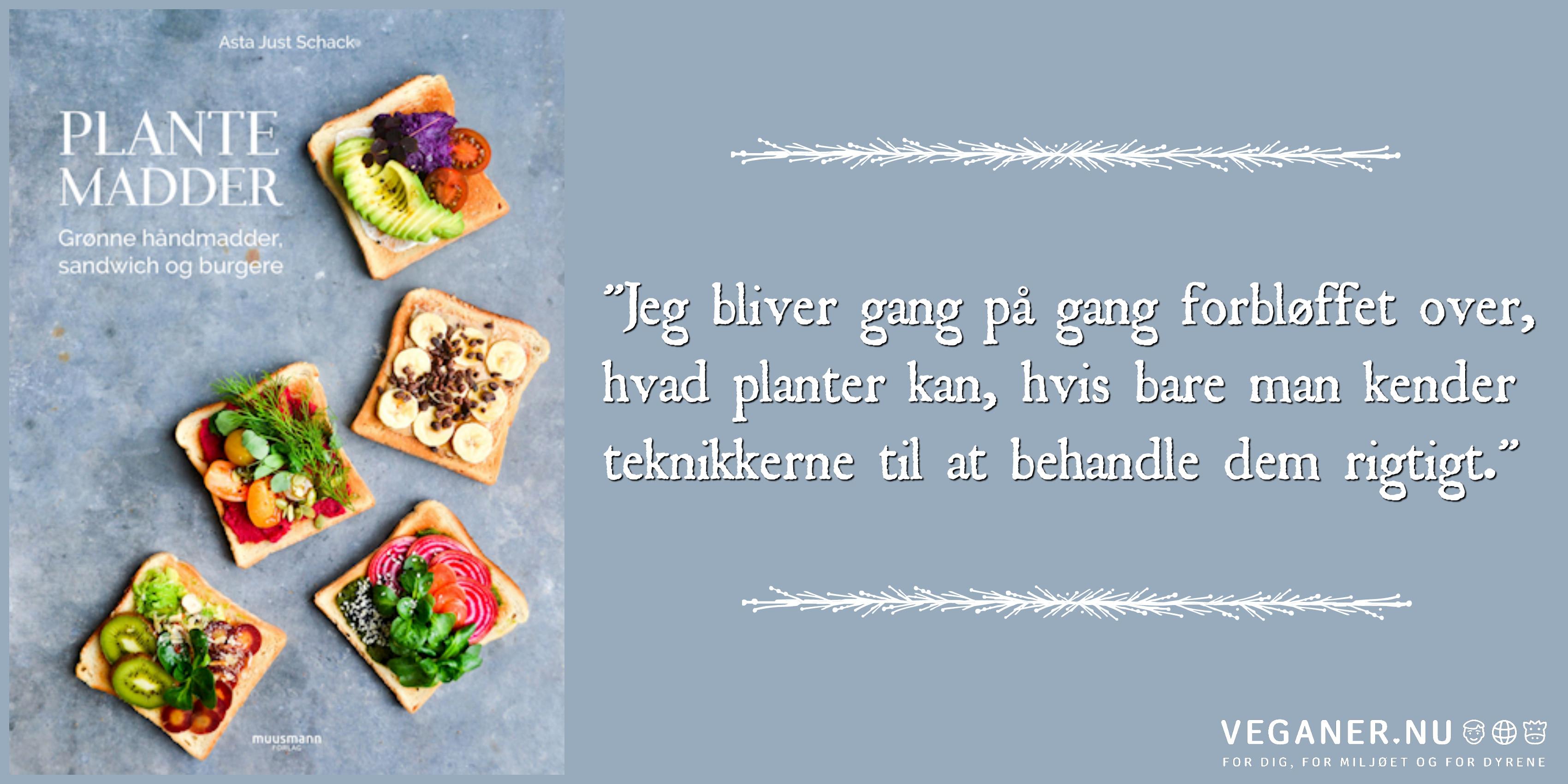 Veganer.nu-plantemadder